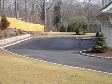 cured-drive-to-garage-with-pavers