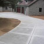Concrete Driveway - Easton CT